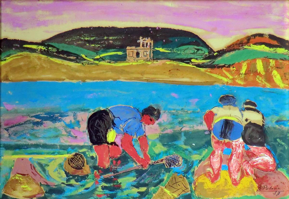 benjamin_palencia_pescadores_1949