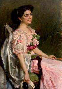 fabian_de_la_rosa_portrait_1910_duran