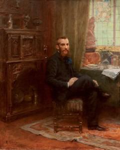 felix_resurreccion_hidalgo_portrait_1902_duran