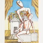 giorgio_de_chirico_oreste_e_pilade_2nd_version_1970
