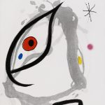 Joan Miro - Passage del Egyptienne 1 - 1985
