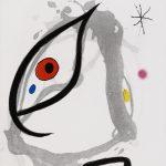 Joan Miro - Passage del Egyptienne 1 - 1985