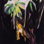 Invertir en Arte - Peter Doig, Fisherman, 2014