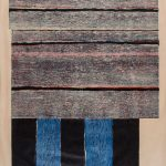 Sean Scully, Standing 1, 1986