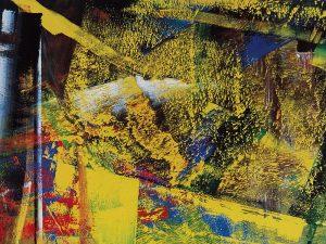 Gerhard Richter, Victoria I, 2003, detail 3