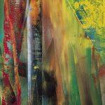 Gerhard Richter, Victoria I, 2003, detail 4