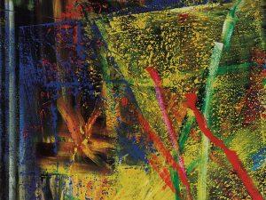 Gerhard Richter, Victoria II, 2003, detail 3