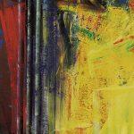 Gerhard Richter, Victoria II, 2003, detail 4