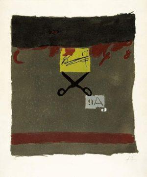 Antoni Tàpies, Estisores 2, 1979