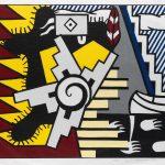 Roy-Lichtenstein-American-Indian-Theme-II-1980