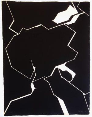 Pablo Palazuelo, Lunariae, 1972