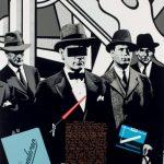 Invertir en Arte - Equipo Crónica, serie negra 2