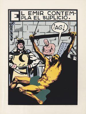 Equipo Crónica, El suplicio, 1969