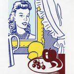 Roy-Lichtenstein-Still-Life-With-Portrait-1974