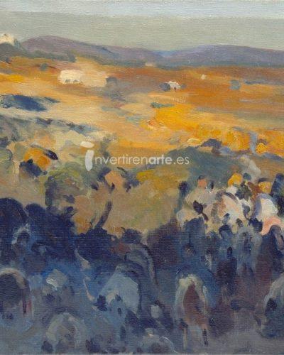 Invertir en Arte - Joaquin Mir - Campos de Tarragona