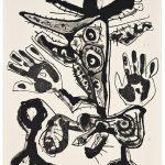 Invertir en Arte - antonio_saura_novisaurias_1969