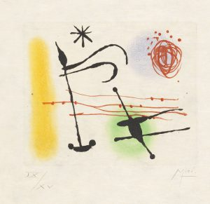 joan-miro-la-bague-d'aurore-1957-detail