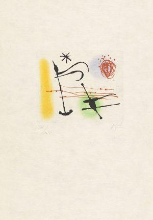 joan-miro-la-bague-d'aurore-1957