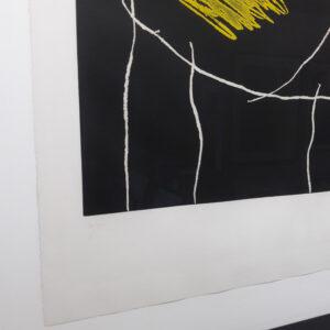 Joan Miró, Le prophète de la nuit, 1965, edition
