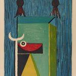 invertir-en-arte-oscar-dominguez-tauromachie-1950