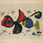Joan Miró, Homenaje a Joan Miró, 1978