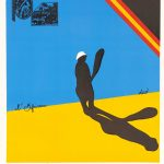 Eduardo Arroyo, L'africana, 1972