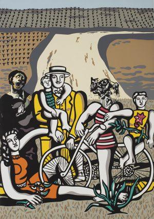 Equipo Crónica, Un día en el campo (Serie Composiciones), 1971