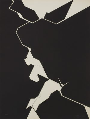 Pablo Palazuelo, Lunariae 2, 1972