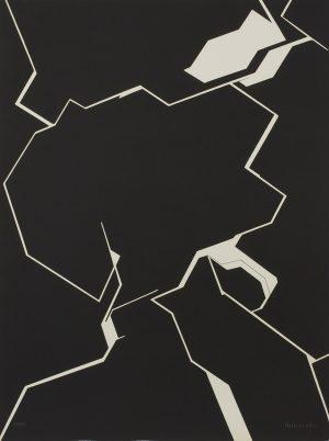 Pablo Palazuelo, Lunariae 3, 1972