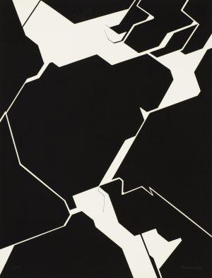invertirenarte - Pablo Palazuelo. Lunariae, 1972_2