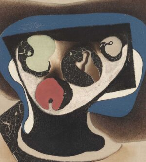 Pablo Picasso (d'apres, Crommelynck), Le verre d'absinthe, 1972, detail 2