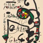 Joan Miró. El Pi de Formentor, 1976