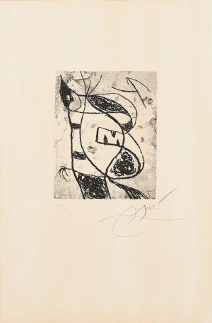 Joan Miró. Les Saltimbanques, 1975_3