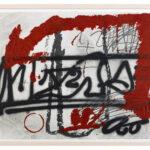 Antoni Tàpies, Carmi, 1993