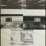 Robert Rauschenberg, American Pewter with Burroughs I, 1981, from Rauschenberg Foundation