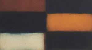 Sean Scully, Blue Fold, 2006, detail