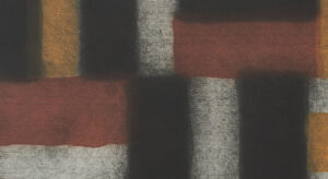 Sean Scully, Wall of light - blue, 2000, detail