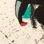 Joan Miro, Barcelona II, Un cami compartit, 1975, edition