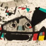 Joan Miro, Barcelona II, Un cami compartit, 1975