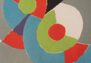 Sonia Delaunay, Rythmes colores, detail