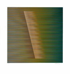 Carlos Cruz-Díez, Color aditivo 2, Medellín Series, 2013
