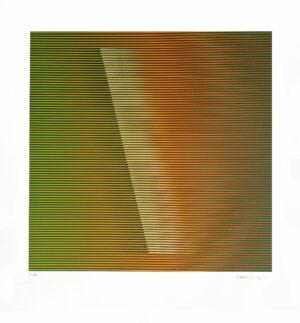 Carlos Cruz-Díez, Color aditivo 3, Medellín Series, 2013