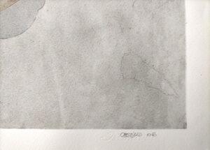 Jorge Castillo, Untitled, 2006, signature and date
