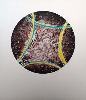 Juan Genovés. Circular, 2011