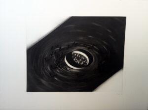 Juan Genovés. Sin título I (Espiral) (Untitled I (Spiral), 1992