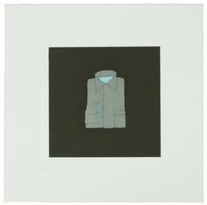 Michael Craig Martin, Catalan Suite I, Shirt, 2013