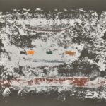 Helen Frankenthaler, Un poco mas, 1987