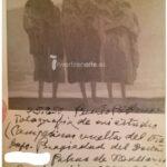 Hermenegildo Anglada Camarasa. Campesinas. Vuelta al trabajo, 1948-1952. Talografía del archivo Anglada Camarasa