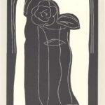 Joan Hernandez Pijuan, Gerro amb flors, 1987