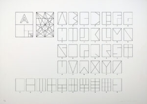 Mateo Lopez, Tipografia de papel, 2012